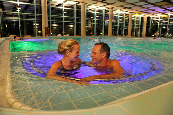 Jod-Sole-Therme Bad Bevensen unweit des Hotel Waldesruh