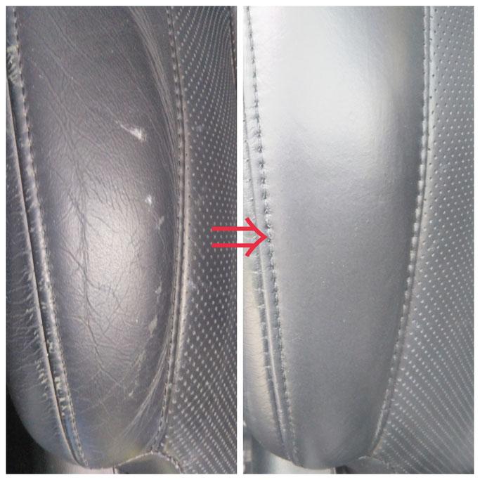 自動車内装修理