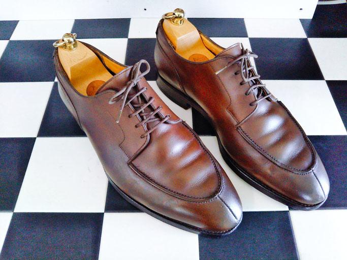 豊橋市、豊川市の革靴、鞄の修理