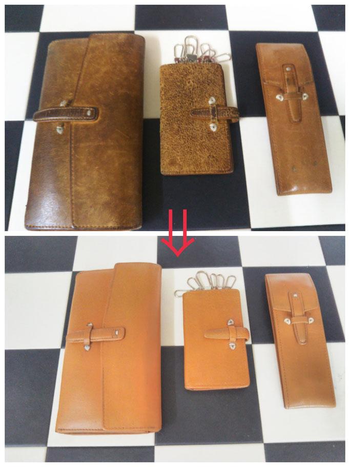鞄、靴、財布の修理