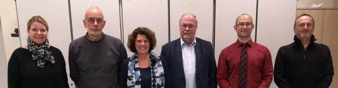 Erweiterter Vorstand: Vorstand, Schulleitung, SEB (Foto: Jan Illgen)