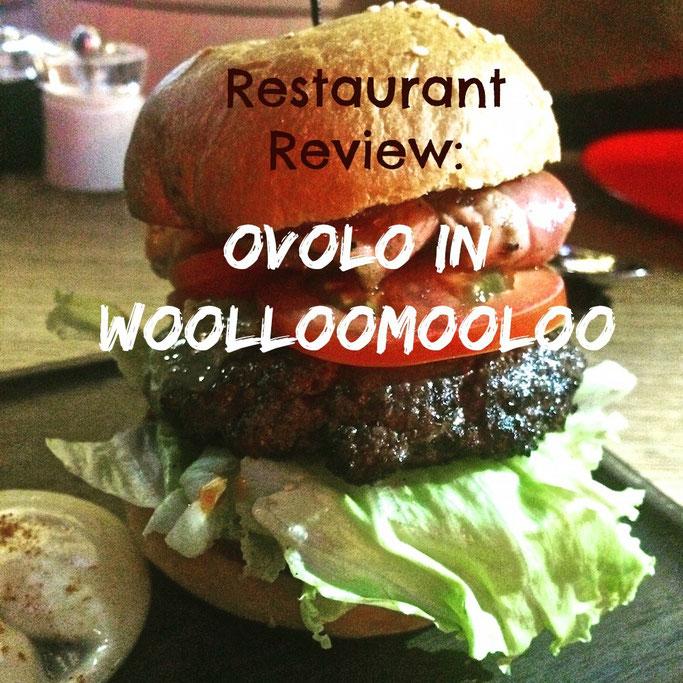 food in Woolloomooloo Sydney