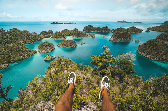 best view in Raja Ampat