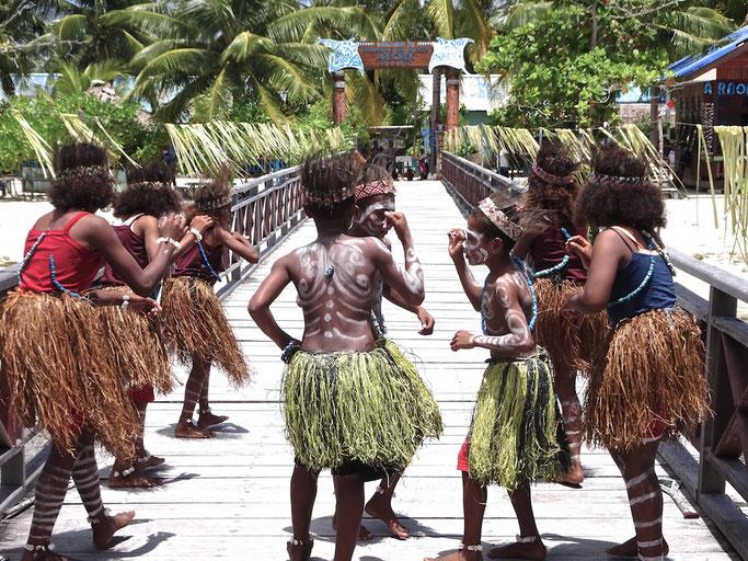 Arborek island indonesia