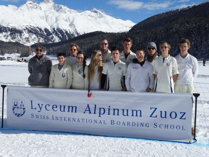 Lyceum Alpinum XI