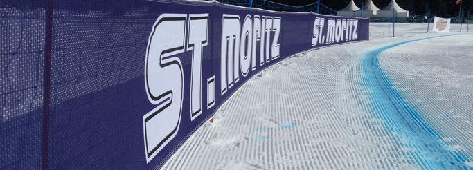 St Moritz cricket infrastructure