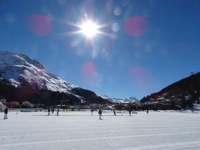 Cricket on Ice (23-25.2.2017)