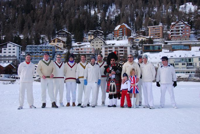 St Moritz Cricket Club 2013