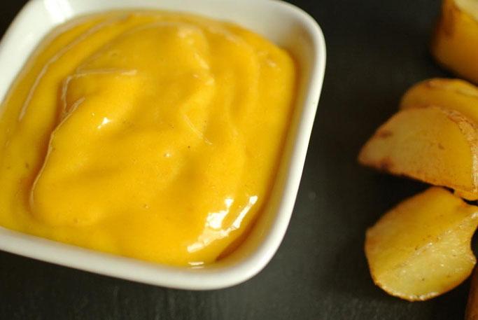 Honig-Senf-Soße (auch für Thermomix): Der Klassiker fürs Fondue, zum Grillen & Dippen - Restlos glücklich Teil I