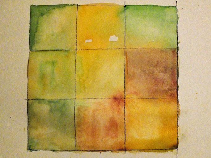 Inspiration nach Paul Klee