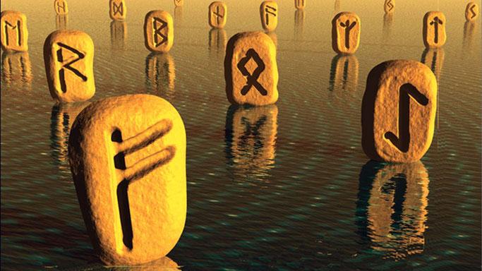 mystère des runes