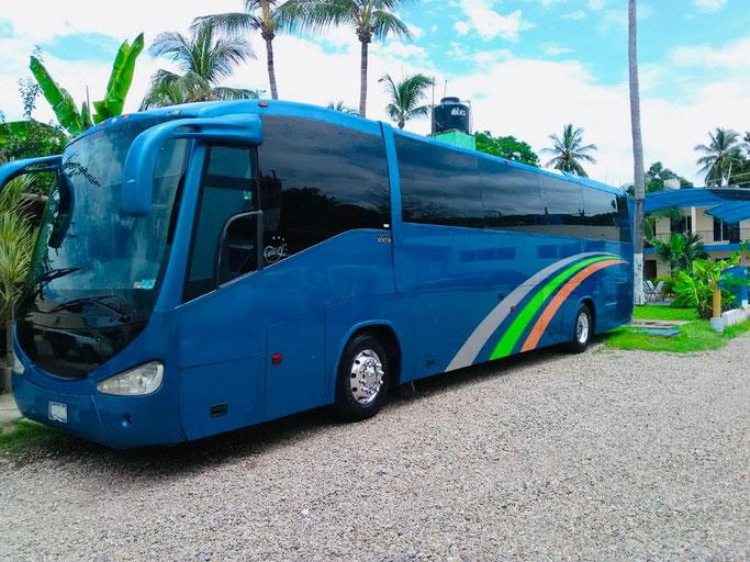 Renta de Autobuses en CDMX
