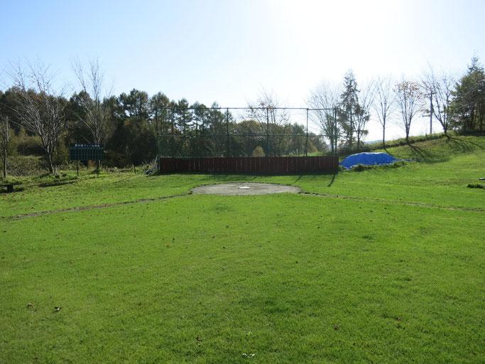 栗山町 球場