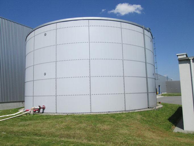 konserwacja serwis budowa zbiorników przeciwpożarowych ppoż czyszczenie zbiorników