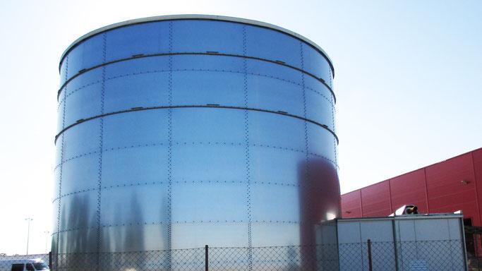 czyszczenie zbiorników ppoż pożarowych przegląd zbiorników na wodę pożarową zbiornik nadziemny