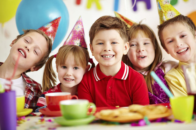 como organizar una fiesta infantil