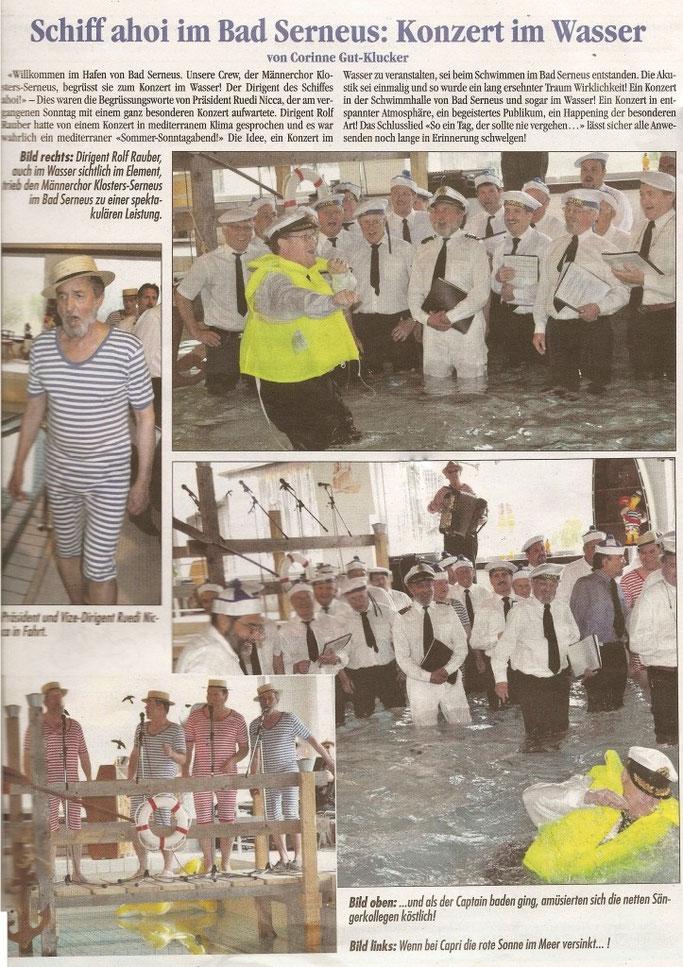 Gipfelzeitung vom 8.4.2011
