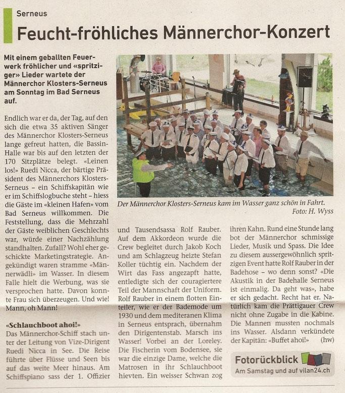 Prättigauer & Herrschäftler vom 7.4.2011