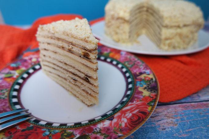 Torte Napoleon Aus Der Pfanne Pampered Chef Online Shop
