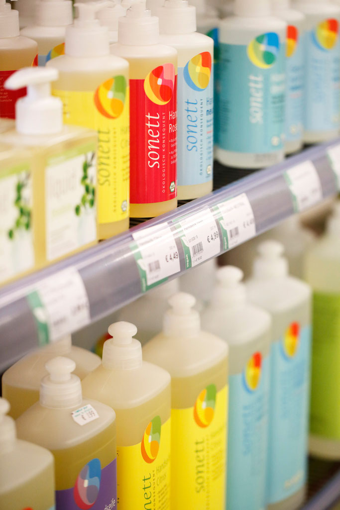 Bio-Waschmittel bei natur pur in Herborn