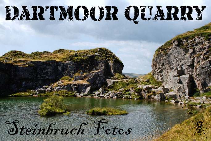 Dartmoor Quarry - Steinbruch Fotos - Zebraspider DIY Anti-Fashion Blog