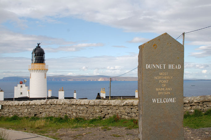 Urlaub in Schottland Teil 1 - Dunnet Head Leuchtturm - Zebraspider DIY Anti-Fashion Blog