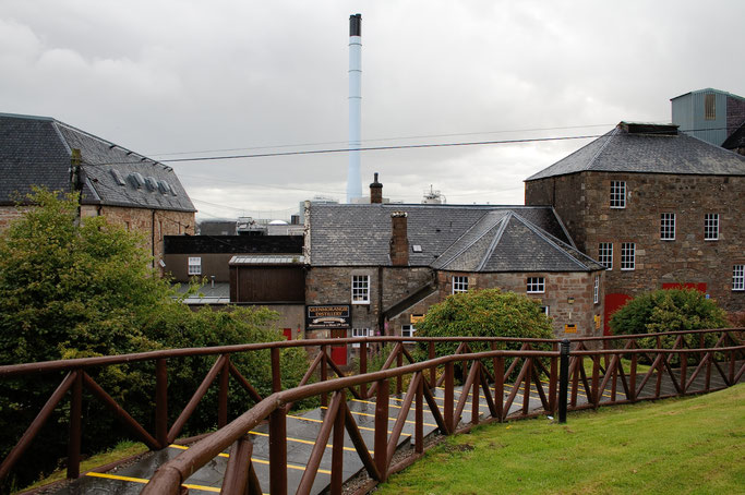 Urlaub in Schottland Teil 1 - Glenmorangie Whisky Distillery - Zebraspider DIY Anti-Fashion Blog