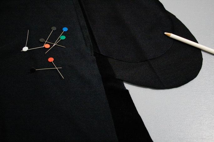 Meine Art des Feminismus und ein Rock - nähen mit Nicki und Jersey - Zebraspider DIY Anti-Fashion Blog
