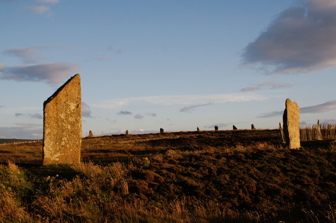 Urlaub Orkney Inseln - Ring von Brodgar - Zebraspider DIY Anti-Fashion Blog