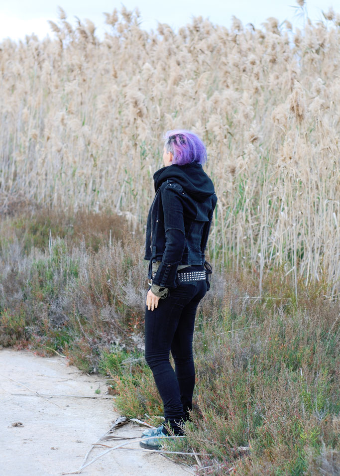 Post-apokalyptisches Lieblings-Outfit - Wildhorse Apparel Leggings - Zebraspider DIY Anti-Fashion Blog
