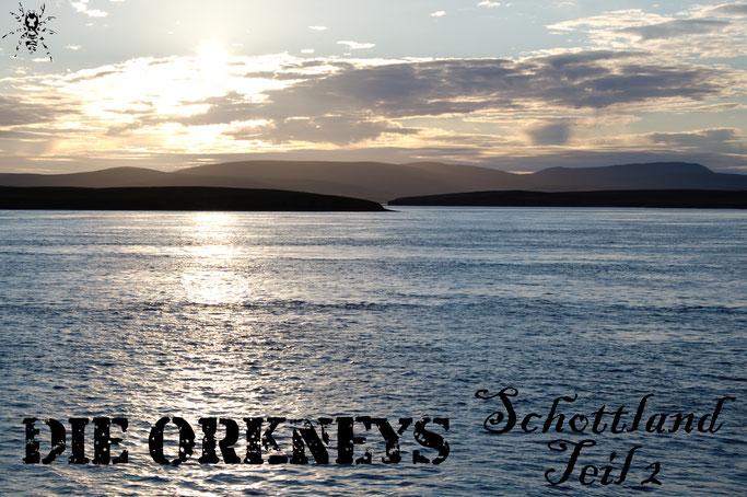 Urlaub Orkney Inseln - Schottland Teil 2 - Zebraspider DIY Anti-Fashion Blog