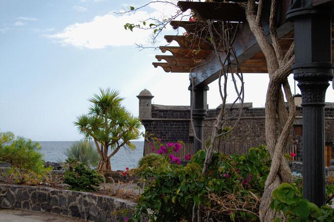 Teneriffa statt Weihnachten - Castillo de San Juan - Zebraspider DIY Anti-Fashion Blog