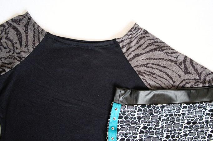 Arbeitstitel: Neue Klamotten 2018 - Raglan-Longsleeve und fertiger Mini - Zebraspider DIY Anti-Fashion Blog