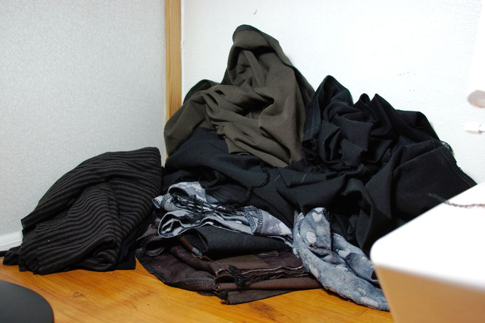 Neuigkeiten von der Kollektion und mehr! - work in progress - Zebraspider DIY Anti-Fashion Blog