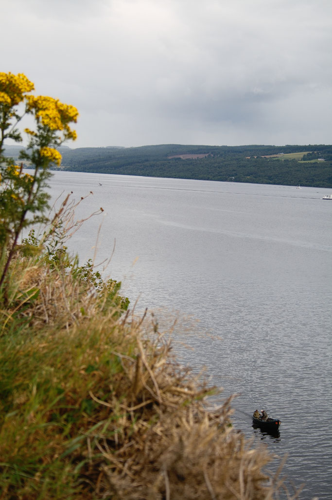 Urlaub in Schottland Teil 1 - Loch Ness - Zebraspider DIY Anti-Fashion Blog