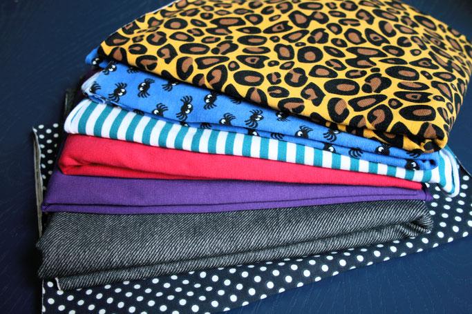 Warum Zebraspider immer grüner wird - Stoffe aus Biobaumwolle - Zebraspider DIY Anti-Fashion Blog