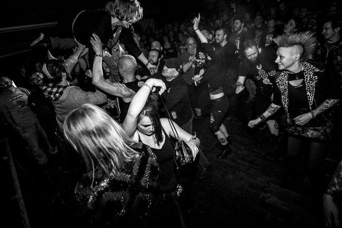 Warum wir trotz allem bleiben - Manchester Punk Festival 2017 - Zebraspider DIY Anti-Fashion Blog