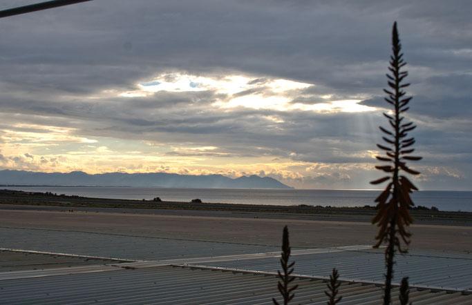 Weihnachten in Andalusien (viele Fotos) - Flughafen Almeria - Zebraspider DIY Anti-Fashion Blog