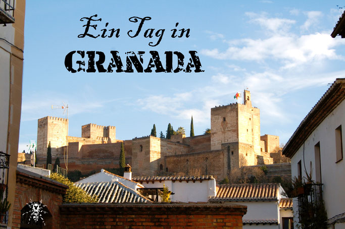 Ein Tag in Granada (ohne Alhambra) - Zebraspider DIY Anti-Fashion Blog