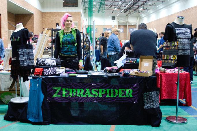 Warum wir trotz allem bleiben - Hull Horror Fest 2017 - Zebraspider DIY Anti-Fashion Blog