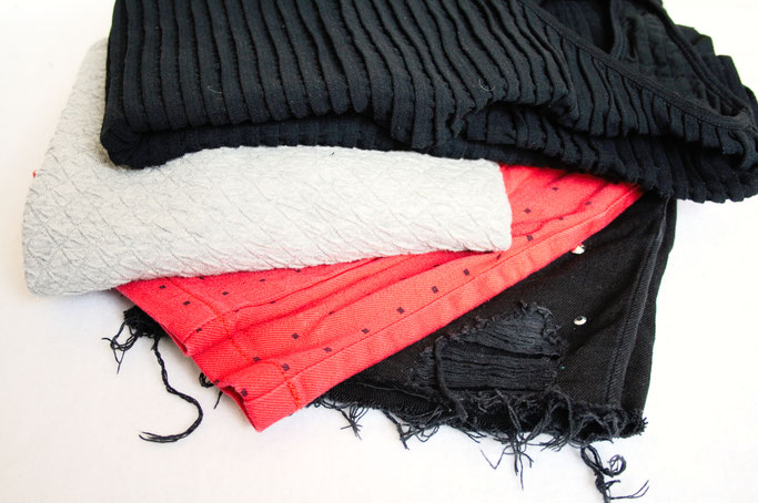 Arbeitstitel: Neue Klamotten 2018 - Second-Hand Teile zum Umgestalten - Zebraspider DIY Anti-Fashion Blog