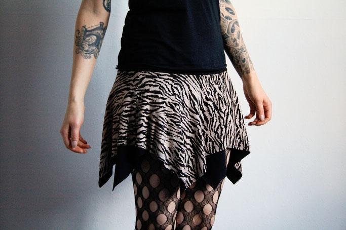 Warum auch Halloween politisch ist - Kürbis und Spinne - Zebraspider DIY Anti-Fashion Blog