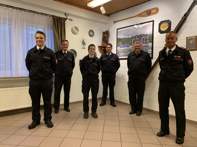 Feuerwehr Remscheid 2020