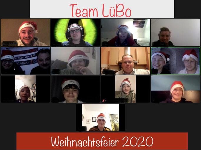 Team LüBo Jugendfeuerwehr Remscheid