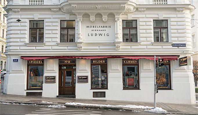 Bilderrahmen EDER 1060 Wien, Picture frames Vienna