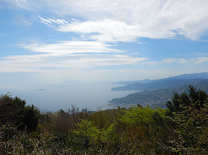 岩戸山山頂