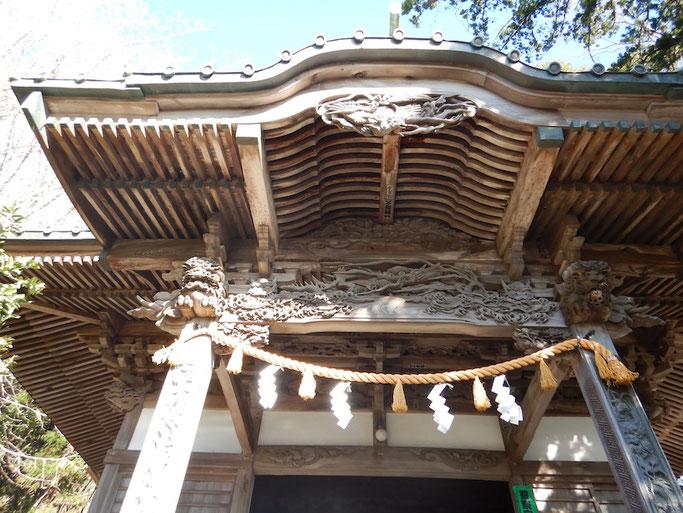 富戸三島神社