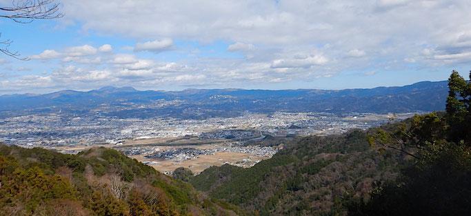 田方平野と狩野川