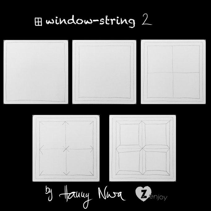 window-string 2 by Hanny Nura