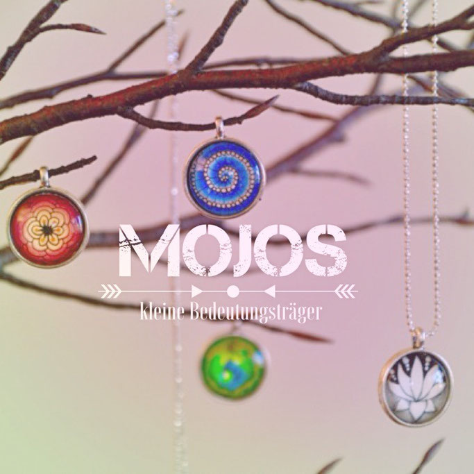 Mojos by Zenjoy Zentangle Schmuck